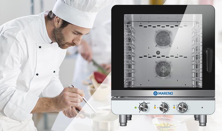 Interhal Equip - Mareno Idea Ovens